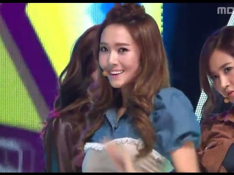 Girls' Generation - Mr.Taxi, 소녀시대 - 미스터 택시, Music Core 20111022