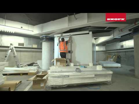 SKOPE MISA Cool, Freezer and Keg room installation video