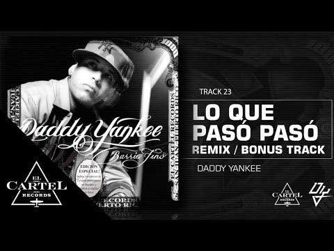 Lo Que Pasó, Pasó (Remix Bonus Track)