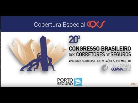 Imagem post: 20º Congresso Brasileiro dos Corretores de Seguros – Estande Porto Seguro