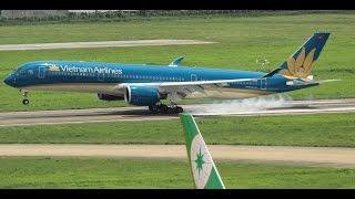 Máy bay được phanh lại như thế nào ? - How do airplanes stop