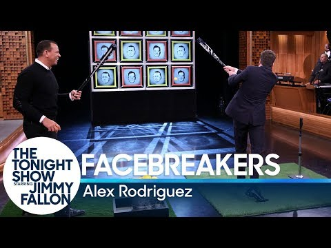 Facebreakers with Alex Rodriguez