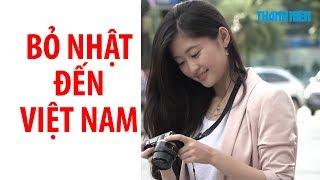 CÔ GÁI NHẬT XINH ĐẸP bỏ cuộc sống tiện nghi để sống ở Việt Nam