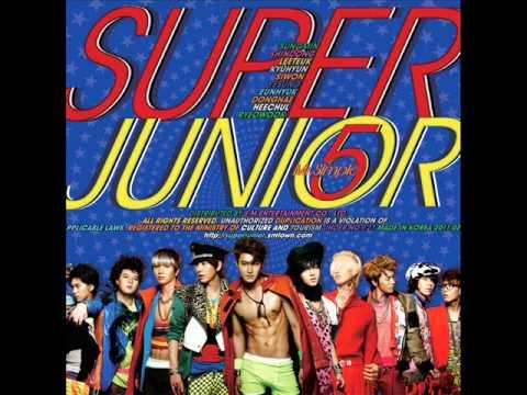 Super Junior - Mr.Simple (Instrumental)