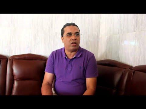 حسن احسايني في أول تصريح له بعد إنتخابه رئيسا جديدا لبلدية العيون سيدي ملوك