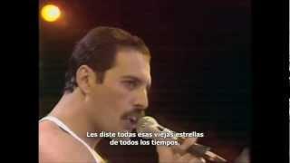 Queen - Radio Ga Ga - Live Aid HD -  Subtitulado