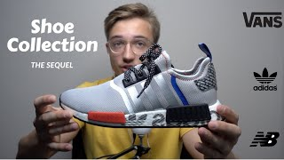 "ASMR Shoe Collection ""The Sequel"""