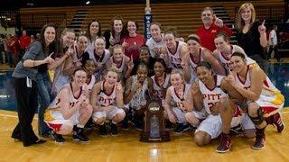 'PSU Women's Sweet 16 Basketball Highlights vs. Emporia State