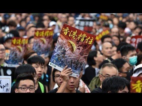 大游行,感動香港的昔日影后。三峡大坝曝险情,谁在力挺李鹏家族