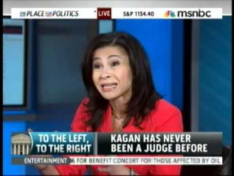 Jami Floyd on MSNBC May 11 2010
