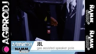 JBL PROFESSIONAL JBLPOLE-GA in action