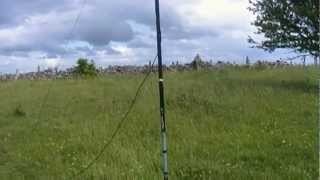 IMAX 2000 vs  MaCo V 5/8 CB Antennas - coupescuts