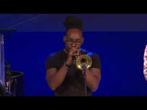 Josiah Woodson | Sibiu Jazz Competition winners of 2019 JW & Quintessentiel Air