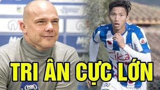 Sắp Bị Sa Thải HLV SC Heerenveen Bất Ngờ Quyết Định Tri Ân Đặc Biệt Cho Văn Hậu...