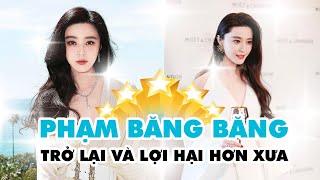 """""""Nữ hoàng giải trí"""" Phạm Băng Băng chuẩn bị trở lại sau 2 năm bị cấm sóng   BCN"""