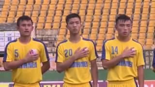 Phan Văn Đức - sao mai của bóng đá Sông Lam Nghệ An