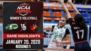 CSB vs. CSJL - January 20, 2020 | Game Highlights | NCAA 95 WV