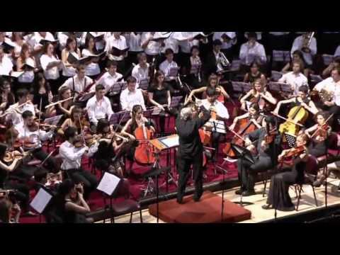 S. Prokofiev - Cantata Alexander Nevsky - Sinfónica Juvenil Nacional