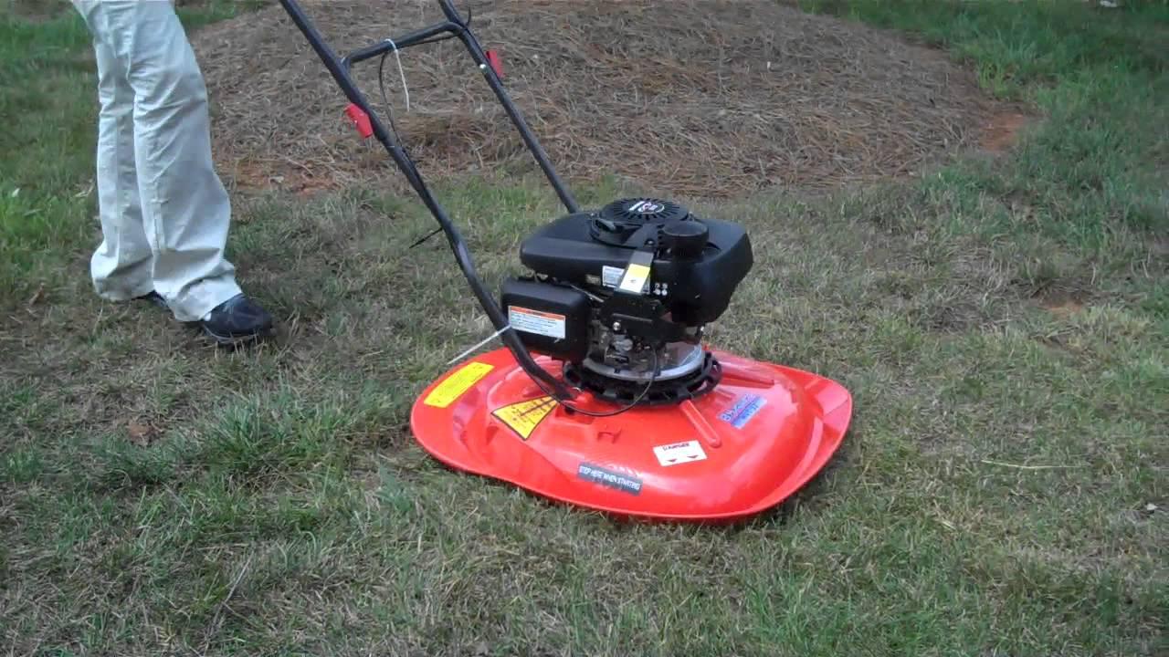 Husqvarna Hovering Lawnmower Is Like A Ufo Youtube