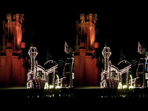 Main Street Electrical Parade in 3D - Part 1 of 2 (yt3d:enable=true)