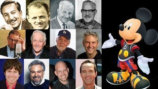Animated Voice Comparison- Mickey Mouse (Disney)