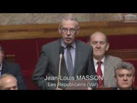 M. Jean-Louis Masson - Innondations dans le Var