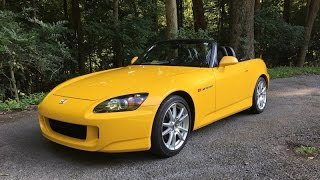 2004 Honda S2000 – Redline: Review
