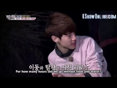 Cute Mark(GOT7) Mispronounced In Law of The Jungle;New Zealand