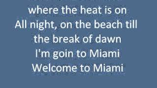Miami by Will Smith (With Lyrics)