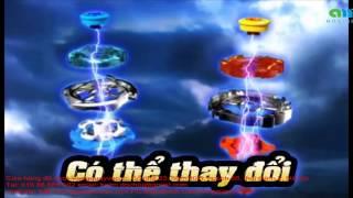 vòng quay vô cực - Hướng dẫn chơi 4