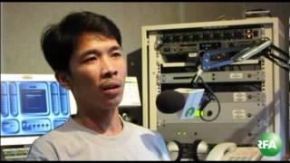 Trương Quốc Huy trả lời phỏng vấn RFA
