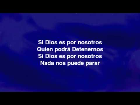 Our God (NuestroDios),Chris Tomlin, Spanish translation and performance.