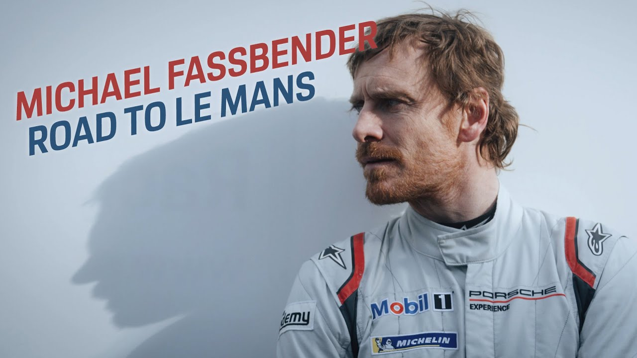 Michael Fassbender: Road to Le Mans – Trailer