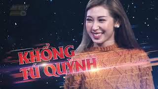 Khổng Tú Quỳnh quyết không nói một lời nào | IM LẶNG LÀ VÀNG | ILLV #10