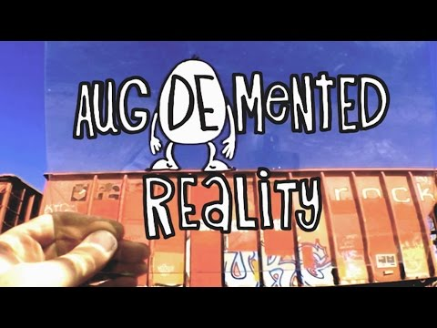 Aug(De)Mented Reality [sent 80 times]