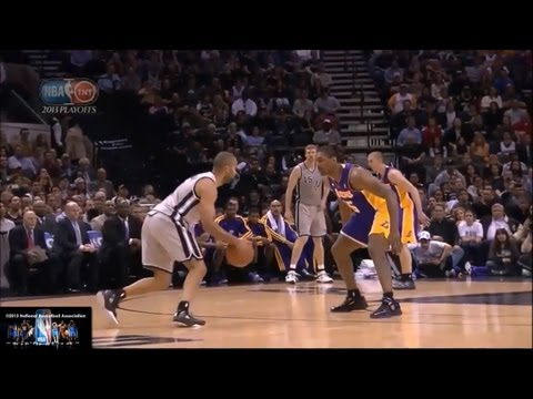 Baixar Tony Parker Offense Highlights 2012/2013 Part 2