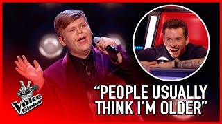 Young boy SHOCKS The Voice Kids coaches | STORIES #21