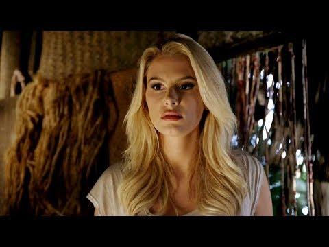 大美女在泰國偷東西,沾到不乾淨的東西,恐怖片《邪惡國度》