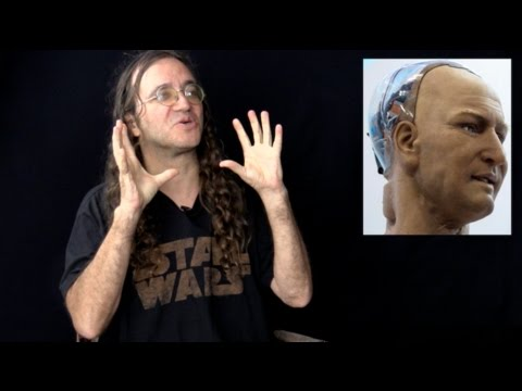 The Possibility of Telepathy in Robots with Ben Goertzel