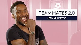 Which player trained NAKED?! | Jermain Defoe | Teammates 2.0