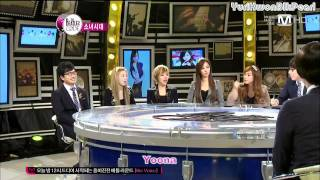 [ENG] SNSD's Eating Habits @ The Beatles Code
