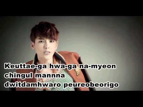 Super Junior - Mr. Simple [Lyrics on Screen]