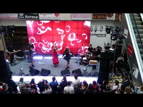 Тест камеры Sony Xperia Z - съемка видео, звук на концерте