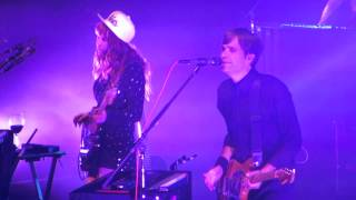 The Postal Service - The District Sleeps Alone Tonight, Live  Barclays Center