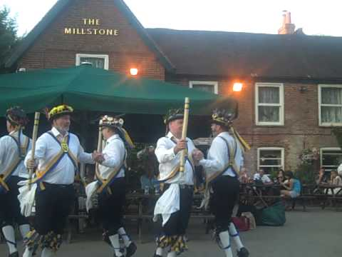The Yately Morris Men @ The Millstone