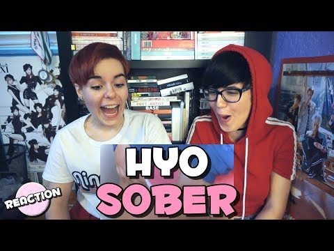 HYO - SOBER (FT. UMMET OZCAN) ★ MV REACTION