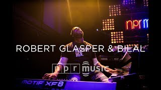 Robert Glasper & Bilal At NPR Music's 10th Anniversary Concert