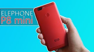 Video Elephone P8 Mini 64 GB Rojo gqWwgZetU6Q