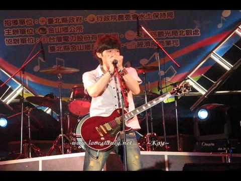 090815- 金山狂fun音樂節- 蕭閎仁 3- 第89鍵