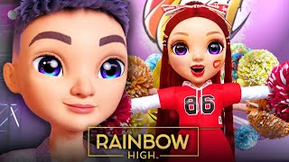 "Will Aidan Ruin Rainbow High's BIG Football Game?! | Episode 14 ""All About Aidan"" 